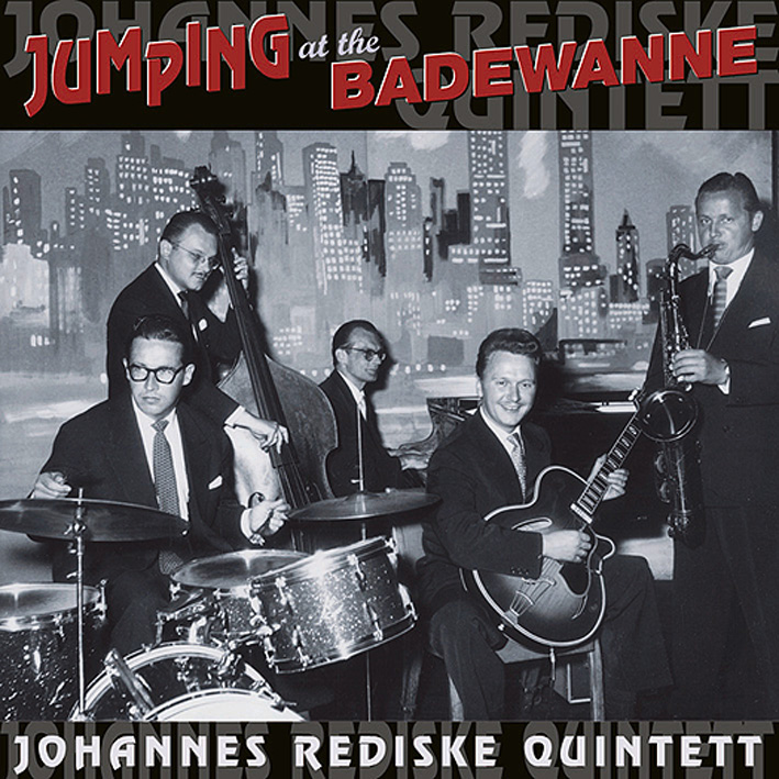 Johannes Rediske Jumpin At The Badewanne Jazz Ebay