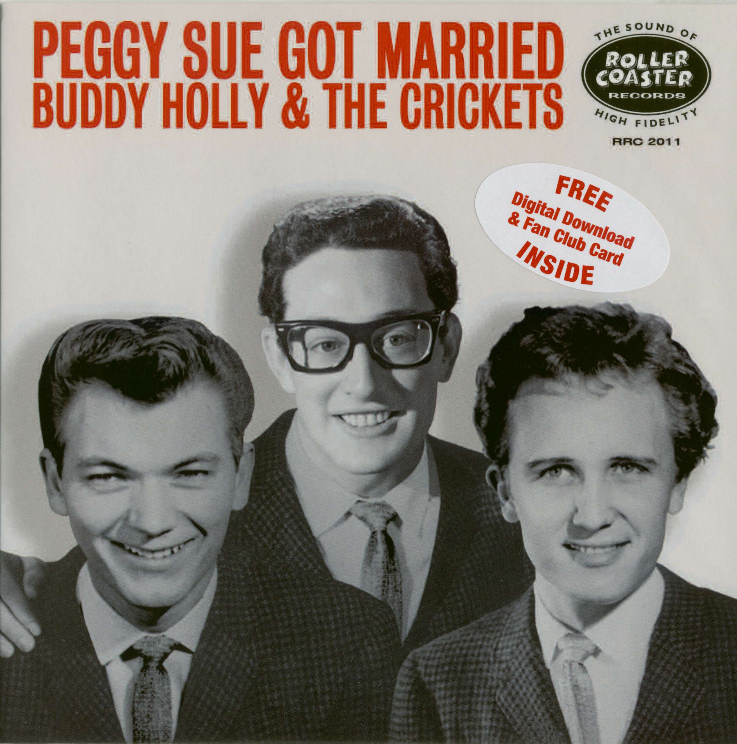 peggy sue got married chords