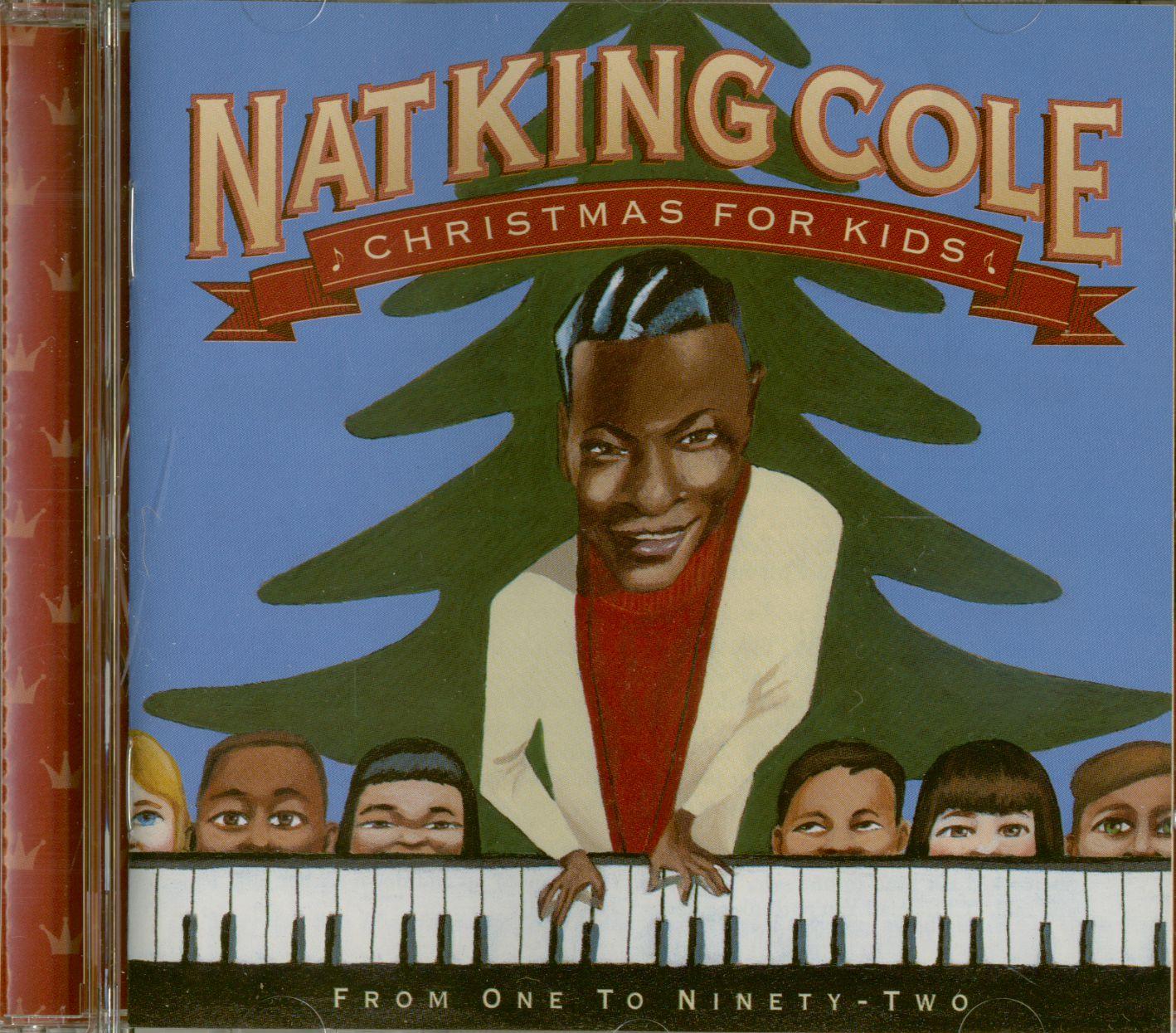 Nat \'King\' Cole - Christmas For Kids - Pop Christmas | eBay