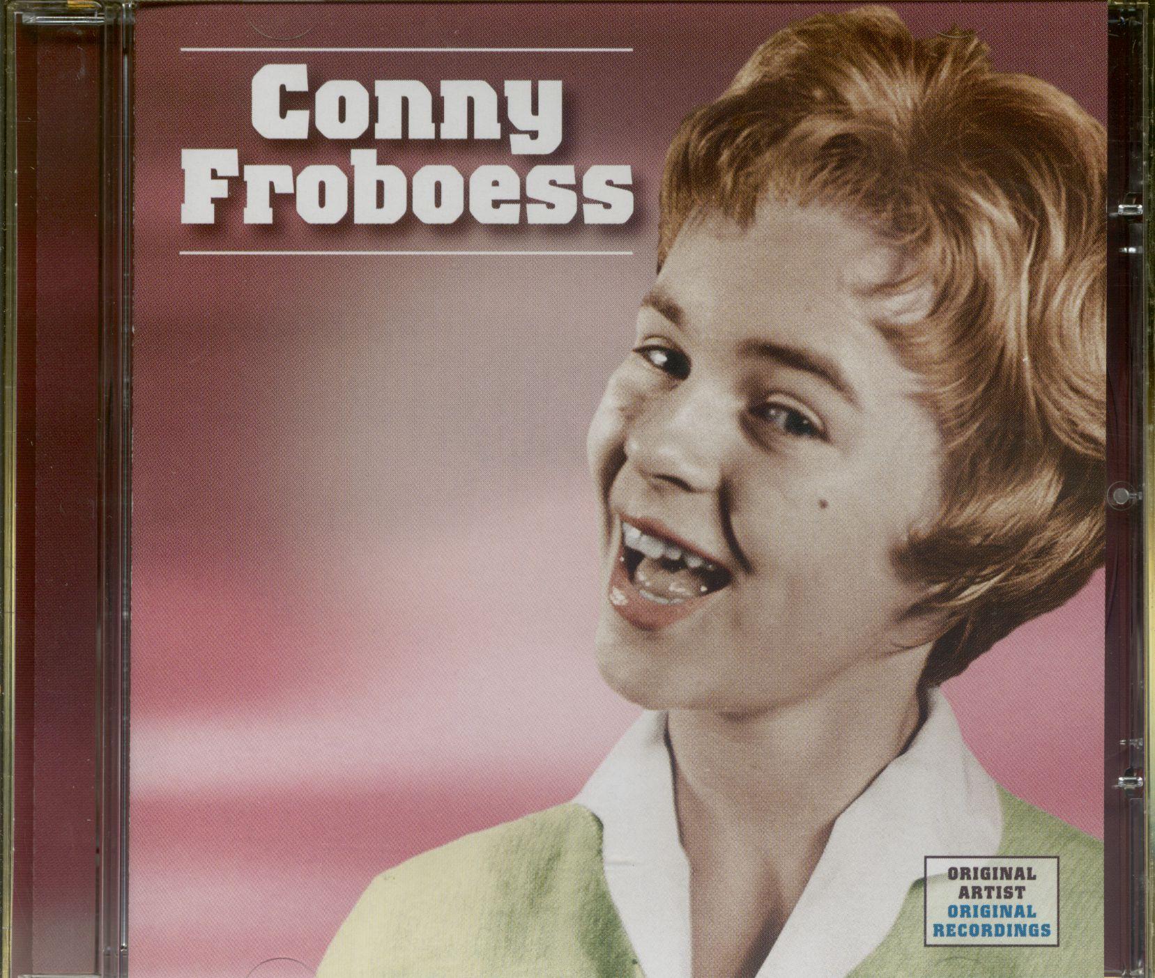Conny Froboess Bilder details about conny froboess - conny froboess (cd) - deutsche  oldies/schlager/volksmusik