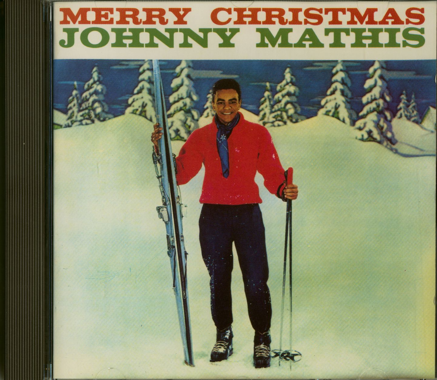 Johnny Mathis - Merry Christmas - Pop Christmas 5099705703922   eBay