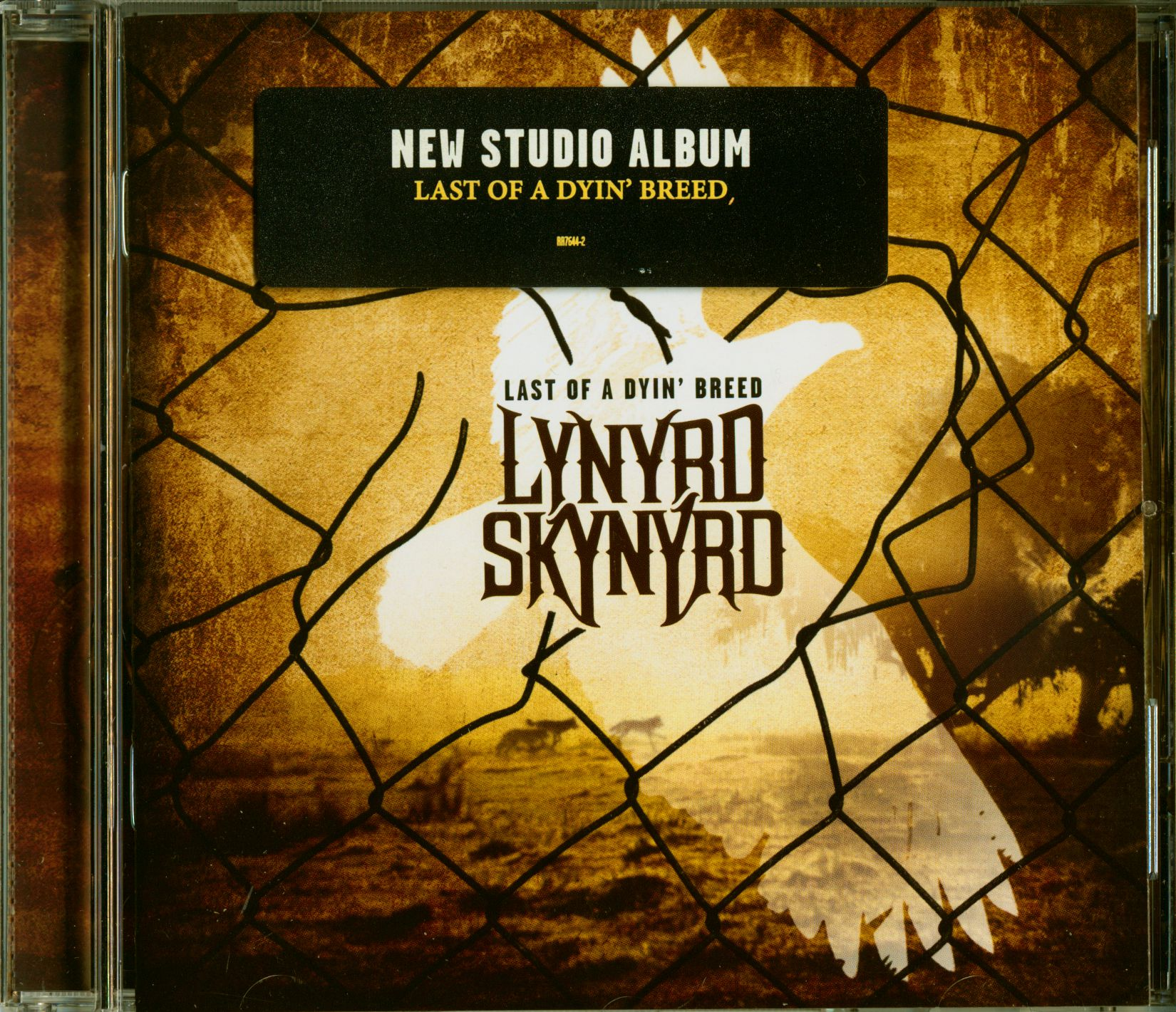 Lynyrd Skynyrd Last Of A Dyin Breed Cd Classic Rock